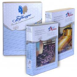 Постельное белье из бязи «Сакура 1» (1.5 спальное)