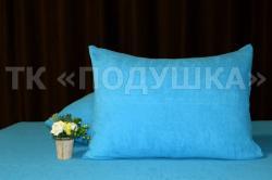 Купить голубые махровые наволочки на молнии в Санкт-Петербурге