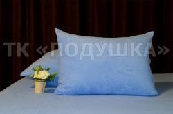Купить синие махровые наволочки на молнии в Санкт-Петербурге