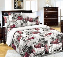 Купить постельное белье из бязи «Лондон 1» в Санкт-Петербурге